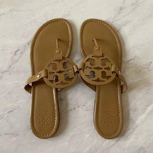 Tory Burch Miller Sandals Size 11